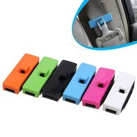 Car Dust Belt Clips Safety Stopper Adjust Protective Cover