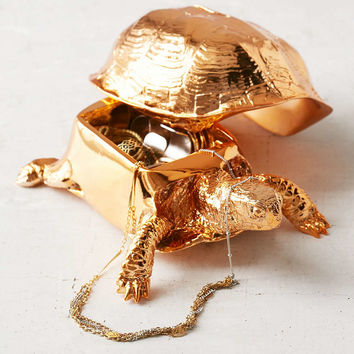 Areaware Box Turtle Decorative Storage Dish - Urban Outfitters