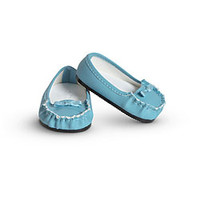 American Girl® Accessories: Bow-Toe Moccasins