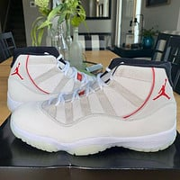 Nike AIR Jordan 11 AJ11 fashion men's and women's high-top skateboarding shoes basketball shoes sports casual shoes 1