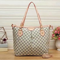 Tagre™ Louis Vuitton Fashion Shopping Handbag Tote Shoulder Bag Satchel