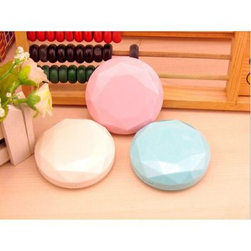 Easy Carry Travel Glasses Contact Lenses Box Mirror Contact Lens Case For Eyes Care Kit Holder Container Gift For Girls