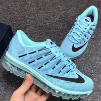 Men Nike Air Max Shock permeable classic running shoes