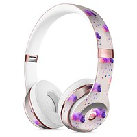 Geometric Rain Clouds Full-Body Skin Kit for the Beats by Dre Solo 3 Wireless Headphones