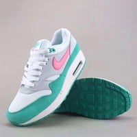 Nike Air Max 1 Premium Fashion Casual Sneakers Sport Shoes-2