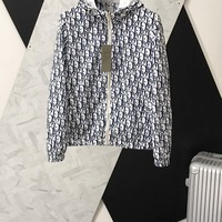 2019 Fendi Spring and summer new men and women sweater  trend couple models print