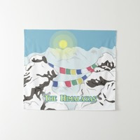 The Himalayas Tapestry
