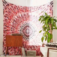 Magical Thinking Fractured Medallion Tapestry