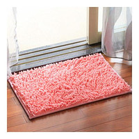 Chenille Carpet Non-slip Ground bathroom anti-slippery Door Mat