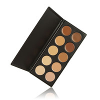 Conceal and Contour Palette