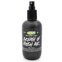 Lush Breath of Fresh Air Toner Water for All Skin Types 3.3 Fl Oz (100ml)