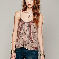 Free People  FP ONE Mixed Print Tank at Free People Clothing Boutique