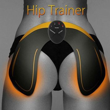 EMS Muscle Stimulator ABS Fitness Buttocks Lift Toner Trainer - Unisex