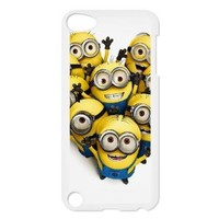 """Vcase-009 The Cute Film """"Despicable Me 2"""" Hard Printed Case Cover Protector for iPod Touch 5/5G /5th Generation"""