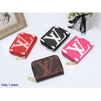 Vsgirlss Louis vuitton is a hot seller of fashionable lady's printed small purse and clutch bag