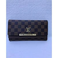 LOUIS VUITTON LEATHER WALLETS WOMEN'S PURSES mieniwe?