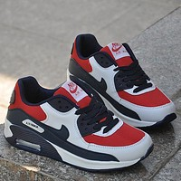 Nike air max 90 sneakers low-top air cushion casual all-match running shoes