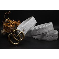 Gucci Belt Men Women Fashion Belts 504149