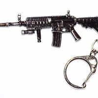 Keychain - AR-15 M4A4 Assault Rifle