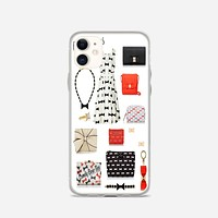 Bows And Sequins_Kate Spade New York iPhone 11 Case
