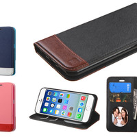 Asmyna Fitted Wallet Case - iPhone 6