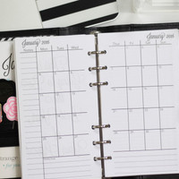 2016 Charmed Life Personal Planner {Personal Sized} - Strange & Charmed Shop