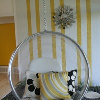 www.roomservicestore.com - Hanging Bubble Chair