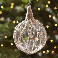 Rope Buoy Ornament