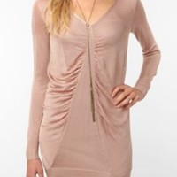 UrbanOutfitters.com > Silence & Noise Tie-Back Sweater Dress