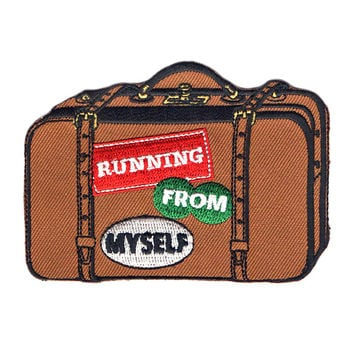 Running From Myself Patch