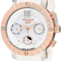 "Mulco Unisex MW5-1622-013 ""Nuit"" Stainless Steel Watch"