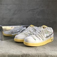 OW x Nike Dunk Low ¡°The 50¡± Collection 36-47
