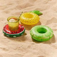 Fruit Drink Holder Pool Float Set