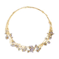 One-Of-A-Kind Wild Aster Necklace | Moda Operandi