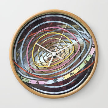 Intermittencies of the Heart Wall Clock by anipani