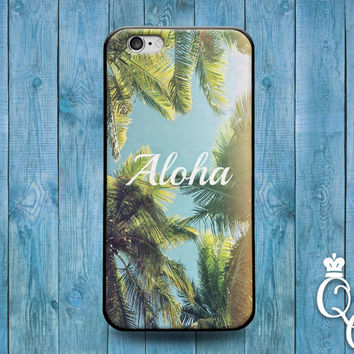 iPhone 4 4s 5 5s 5c 6 6s Plus + iPod Touch 4th 5th 6th Generation Beautiful Hawaii Quote Phone Cover Cute Custom Tropical Beach Ocean Case