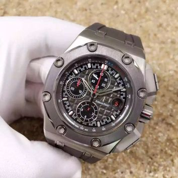 cc hcxx AP Automatic chrono ETA7750 metalic grey