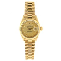 Beladora Rolex Oyster Perpetual Datejust Watch - Shop Luxury Jewelry | Editorialist