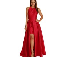 Taylor- Red Homecoming Dress