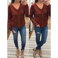 The Perfect Fit Sweater