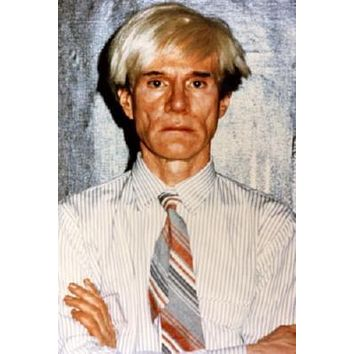 Andy Warhol Poster 24in x 36in