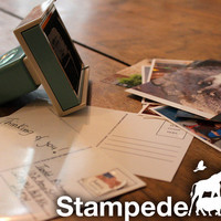 STAMPEDE - A Stamp That Turns Your Photos Into Postcards