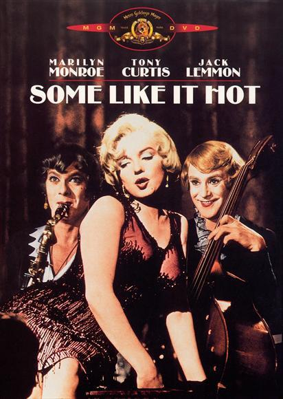 Image of Some Like It Hot 11x17 Movie Poster (1959)