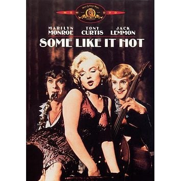 Some Like It Hot 11x17 Movie Poster (1959)