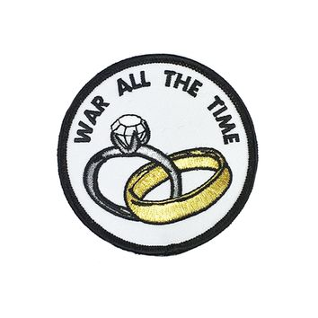 War All The Time Patch