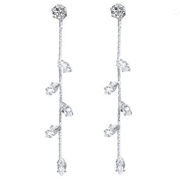 Fashion Women Hot Selling Delicate Drop Earrings Sexy Personalized Gift Jewelry