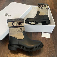 DIOR New Knight  in autumn and winter boots