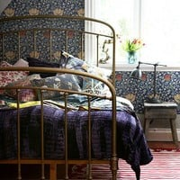 for our home /  I want this iron bed