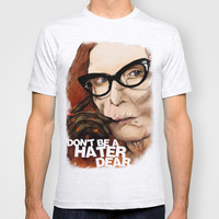 Myrtle Snow || Don't be a hater, dear (from American Horror Story: Coven) T-shirt by PandaToyz