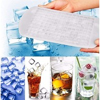 160 Tiny Ice Cube Silicone Tray Mould